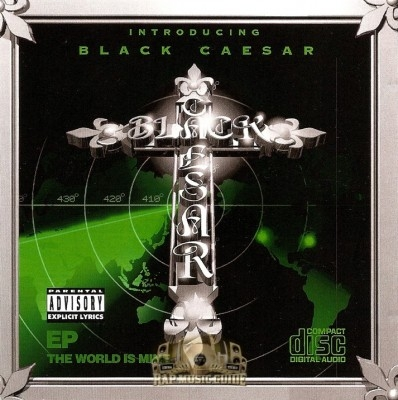 Black Caesar - The World Is Mine EP