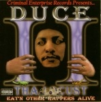 Duce Tha Locust - Eat'n Other Rappers Alive