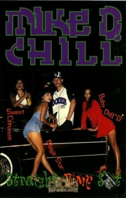 Mike D. Chill - Straight Pimp