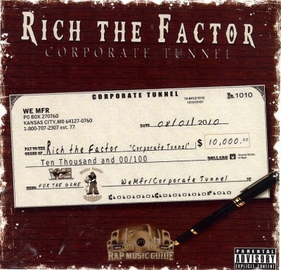 Rich The Factor - Corporate Tunnel