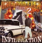 Unforgotten Ridaz Vol. 2 - Infiltration
