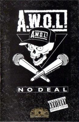 A.W.O.L. - No Deal