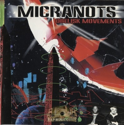 Micranots - Obelisk Movement