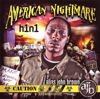 Alias John Brown - American Nightmare H1N1
