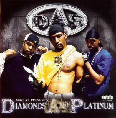 D.A.P. - Diamonds And Platinum