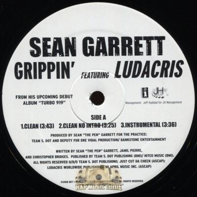 Sean Garrett - Grippin'