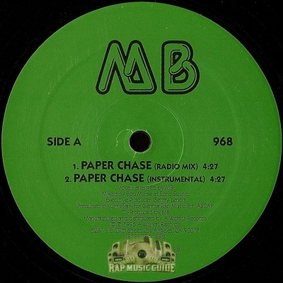 MB - Paper Chase