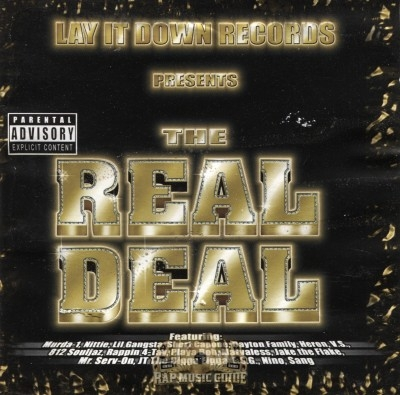 Lay It Down Records - The Real Deal