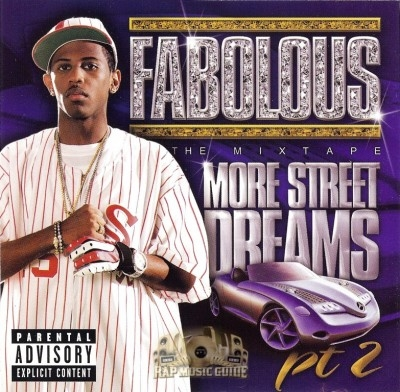Fabolous - More Street Dreams Pt. 2: The Mixtape