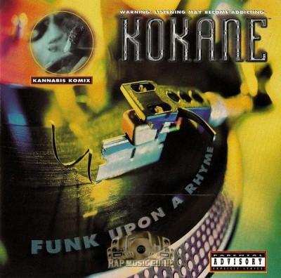 Kokane - Funk Upon A Rhyme