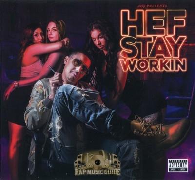 Pooh Hefner - Hef Stay Workin