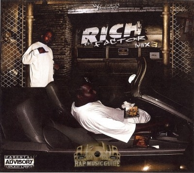Rich The Factor - Mix Volume 3