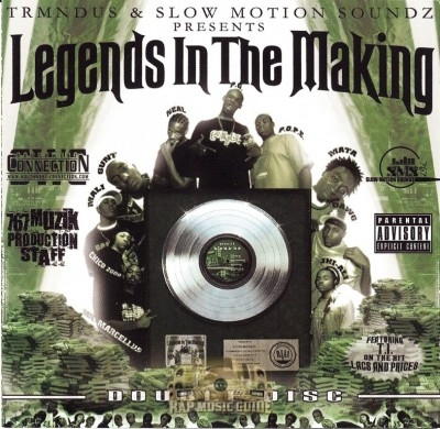 Trmndus & Slow Motion Soundz Presents - Legends In The Making