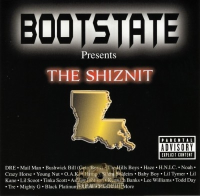 Bootstate Ballaz - Shiznit