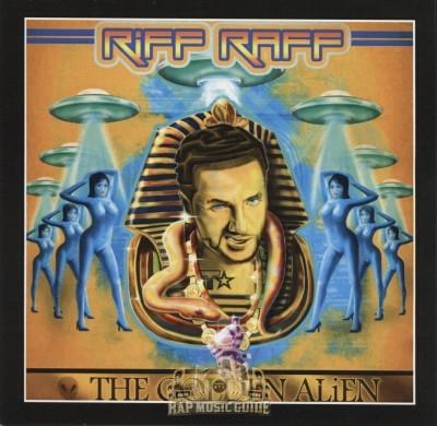 Riff Raff - The Golden Alien