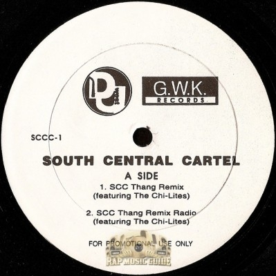 South Central Cartel - SCC Thang Remix