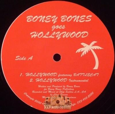 Boney Bones - Hollywood