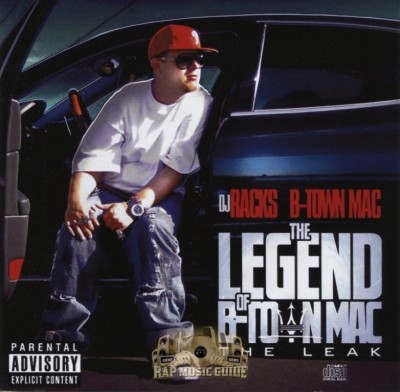 B-Town Mac - The Legend Of B-Town Mac