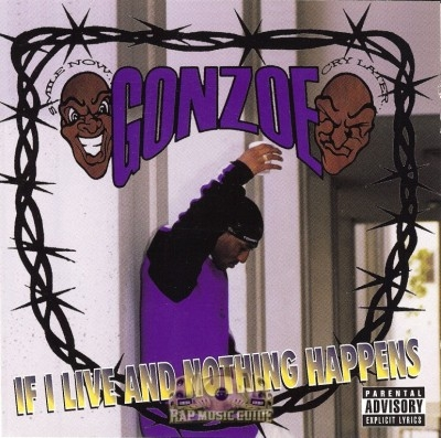 Gonzoe - If I Live And Nothing Happens