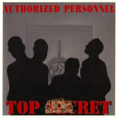 Authorized Personnel - Top Secret
