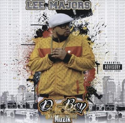 Lee Majors - D-Boy Muzik