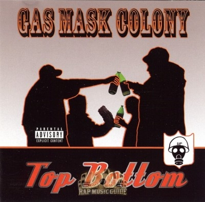 Gas Mask Colony - Top Bottom