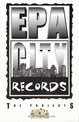 EPA City Records - The Projects