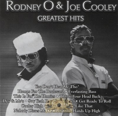 Rodney O & Joe Cooley - Greatest Hits