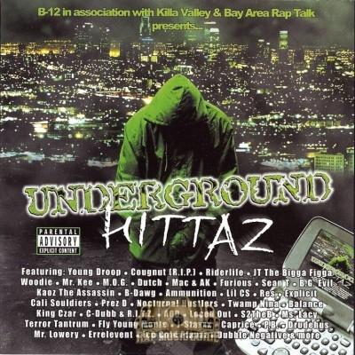 Underground Hittaz - Vol. 1