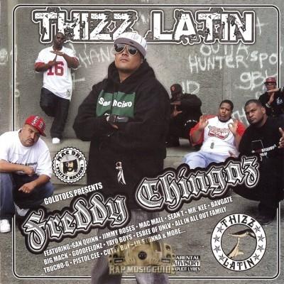 Freddy Chingaz - Straight Outta Hunters Point