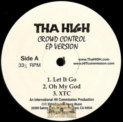 Tha High - Crowd Control EP