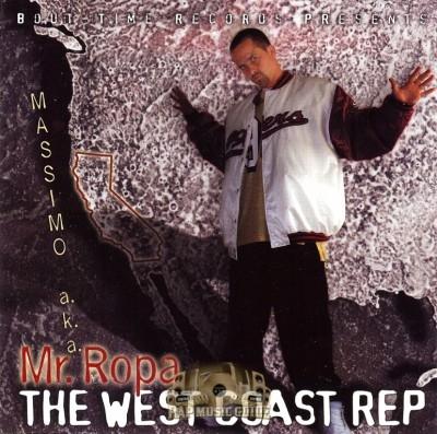 Massimo A.K.A. Mr. Ropa - The West Coast Rep