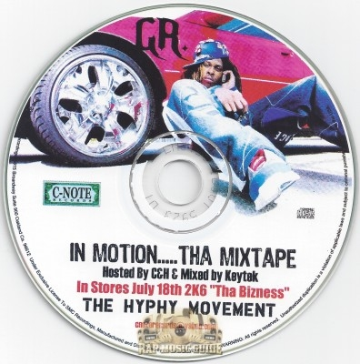G.R. - In Motion... Tha Mixtape