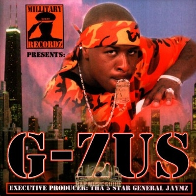 G-Zus - The Solo Of G-Zus From Soldierz At War