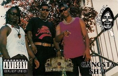 Da Darksyde - Gangsta Shit