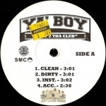 Ya' Boy - Turf 2 Tha Club / Bad Company