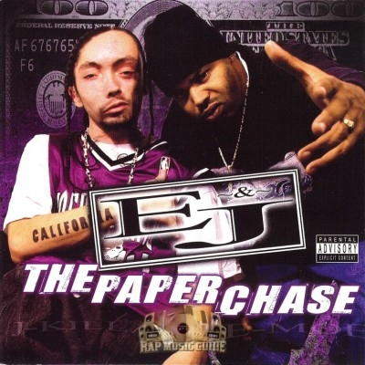 E & J - The Paper Chase