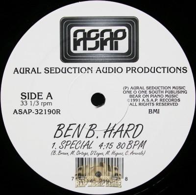 Ben B. Hard - Special