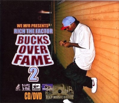 Rich The Factor - Bucks Over Fame 2