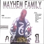 Mayhem Family - All As 1