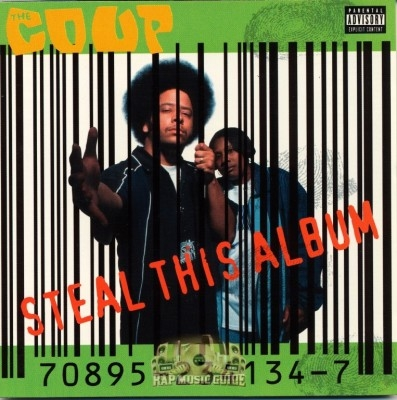 The Coup - Steal This Album