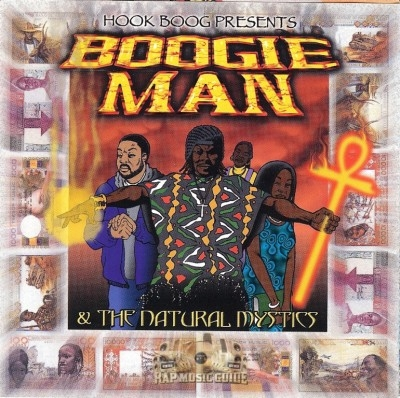 Boogie Man - Boogie Man & The Natural Mystics