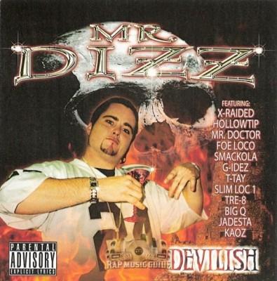 Mr. Dizz - Devilish