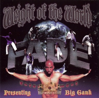 Big Gank - Weight Of The World