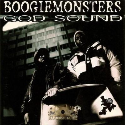 Boogiemonsters - God Sound
