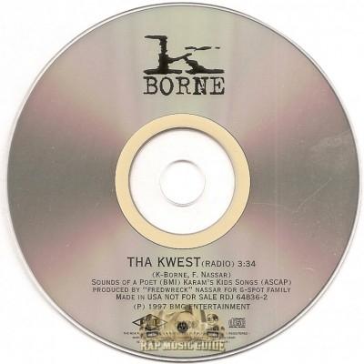 K-Borne - Tha Kwest