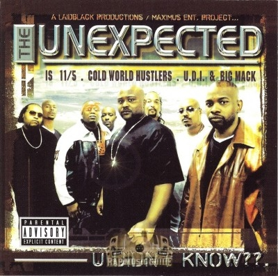 The Unexpected - U Didn't Know??