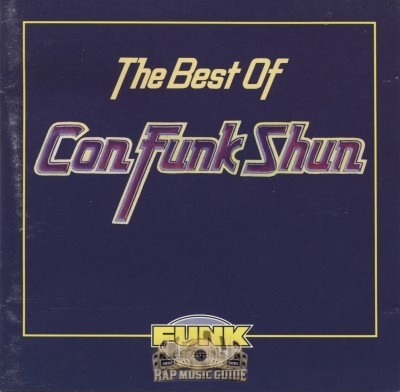 Con Funk Shun - The Best Of Con Funk Shun
