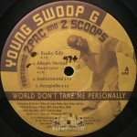 Young Swoop G - World Don't Take Me Personally