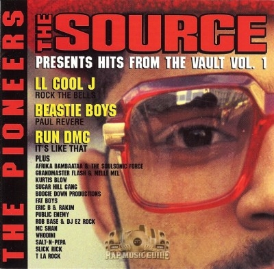 The Source Presents - Hits From The Vault, Vol. 1 (The Pioneers)